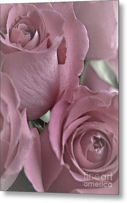 To My Sweetheart Metal Print by Sherry Hallemeier
