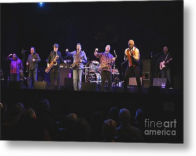 Tower Of Power Band Photo Metal Print by Tower of Power
