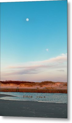 Tranquil Heaven Metal Print by Betsy Knapp