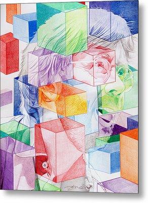 Trey Anastasio-never Get Out Of This Maze Metal Print by Joshua Morton