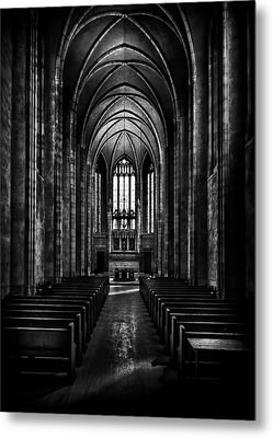 Metal Print featuring the photograph Trinity College Chapel by Brian Carson