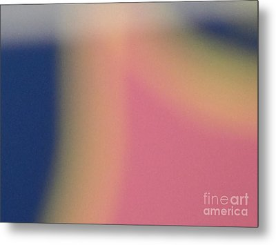 Tropical Abstract Metal Print by Alexander Van Berg