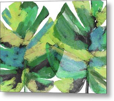 Tropical Dreams 1- Art By Linda Woods Metal Print by Linda Woods