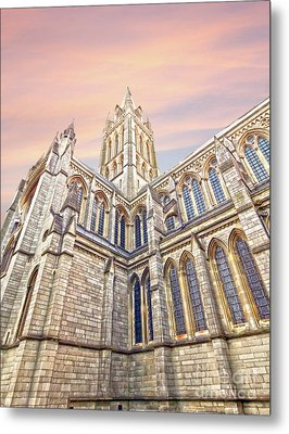 Truro Cathedral Metal Print