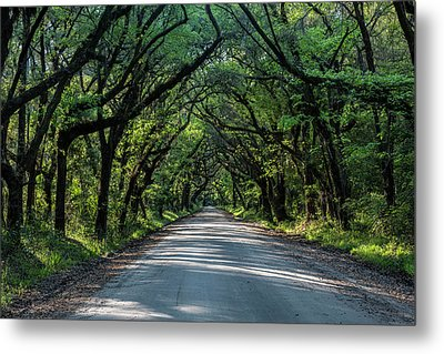 Metal Print featuring the photograph Tunnel On Botany Bay by Jon Glaser
