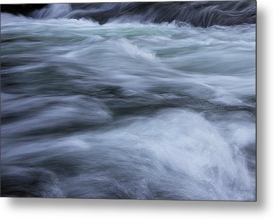 Metal Print featuring the photograph Turbulence 2 by Mike Eingle
