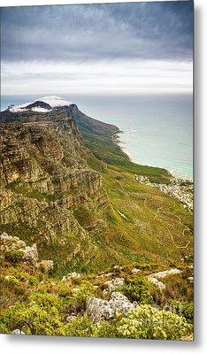 Twelve Apostles South Africa Metal Print by Tim Hester