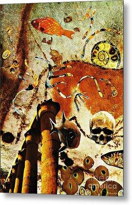 Underworld Metal Print by Sarah Loft