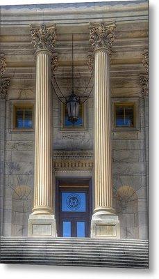 United States Capitol - House Of Representatives  Metal Print