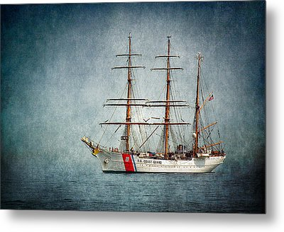 Uscs Eagle Metal Print by Fred LeBlanc
