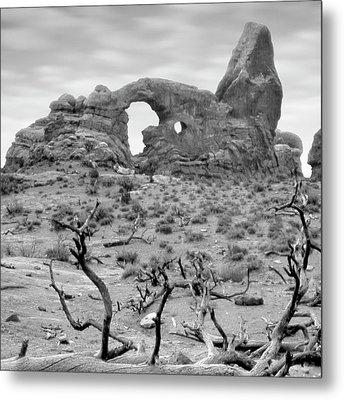 Utah Outback 37 Metal Print by Mike McGlothlen