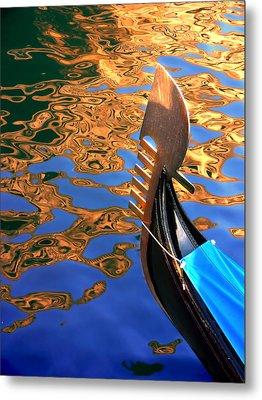 Venice-10 Metal Print by Valeriy Mavlo