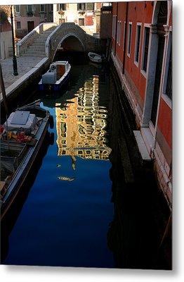 Venice-13 Metal Print by Valeriy Mavlo