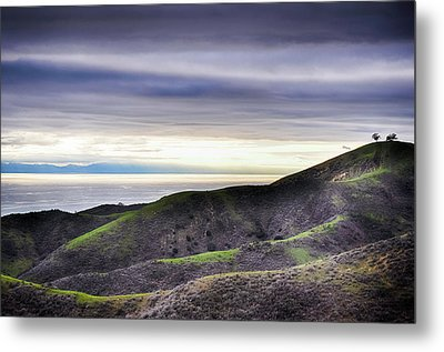 Ventura Two Sisters Metal Print by Kyle Hanson