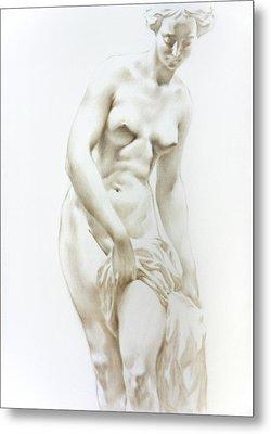 Venus 1a Metal Print by Valeriy Mavlo