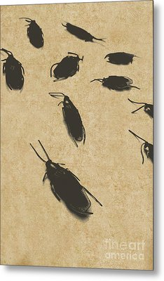 Vintage Infestation Metal Print by Jorgo Photography - Wall Art Gallery