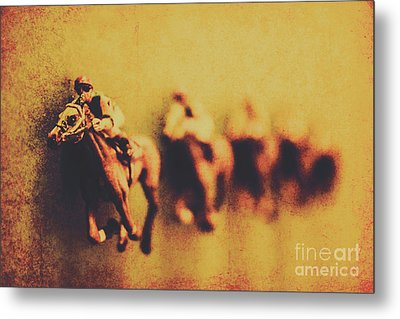 Vintage Trots Metal Print by Jorgo Photography - Wall Art Gallery