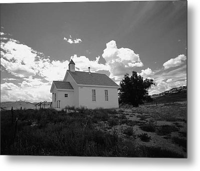 Virginia Dale Colorado Metal Print by Susan Chandler