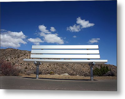 Waiting For You Metal Print by Wendy Maybury