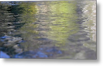 Water Colours Metal Print