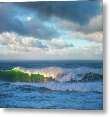 Metal Print featuring the photograph Wave Length by Darren White