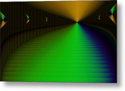 Way Out Metal Print by Geoff Simmonds