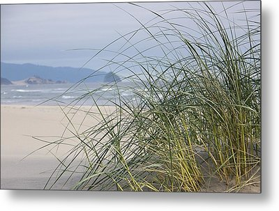 Weekend At The Beach Metal Print by Angi Parks