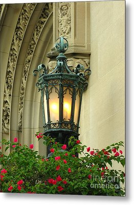 Welcome To Biltmore House Metal Print