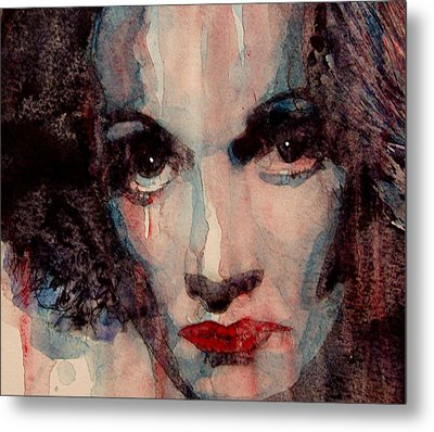 Where Do You Go My Lovely Metal Print by Paul Lovering
