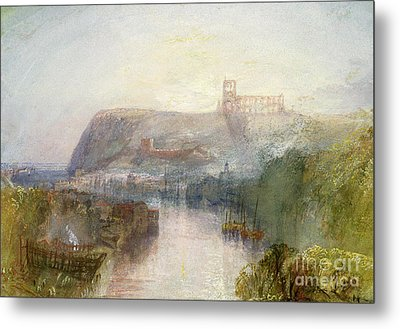 Whitby Metal Print by Joseph Mallord William Turner
