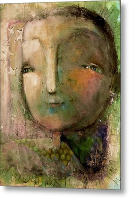 Who I Am Matters Metal Print by Eleatta Diver