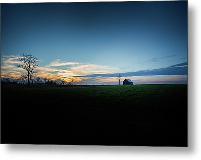 Metal Print featuring the photograph Wide Open Spaces by Shane Holsclaw