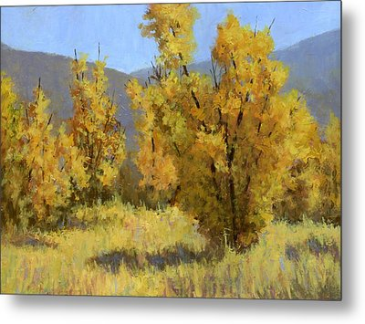 Wild Autumn Metal Print by David King