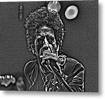 Willie Nile Metal Print