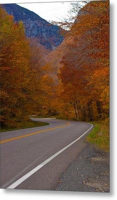 Winding Road Metal Print by Robert  Torkomian