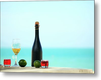 Wine  Metal Print by MotHaiBaPhoto Prints