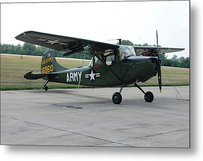 Wings Are Hot Metal Print by Jame Hayes