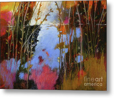 Winter Begins No. 3 Metal Print by Melody Cleary