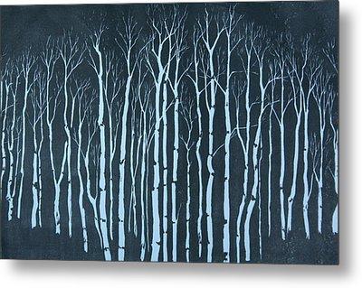 Winter Metal Print by Pati Hays