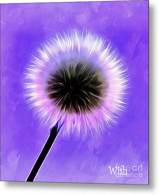 Wishes Come True Metal Print