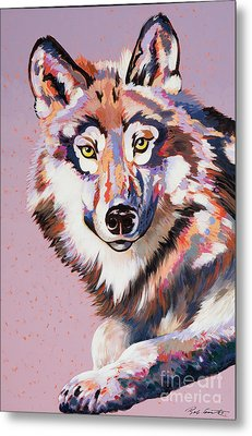 With Intent Metal Print by Bob Coonts