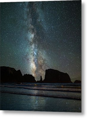 Metal Print featuring the photograph Wonders Of The Night by Darren White