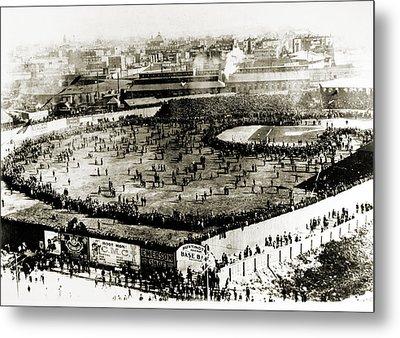 World Series, 1903 Metal Print