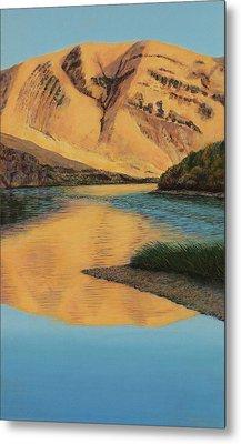 Yakima Canyon Metal Print