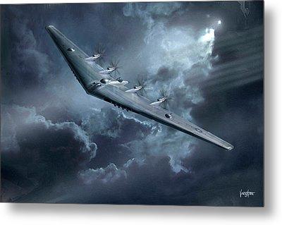 Yb-35 Flying Wing  Metal Print