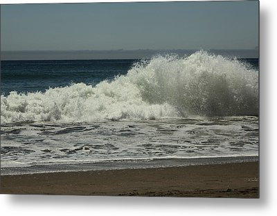 You Came Crashing Into Me Metal Print by Laurie Search