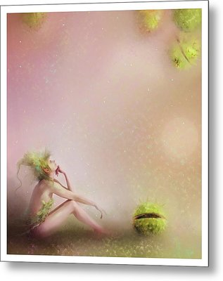 You Have To Be Fairy Patient Metal Print