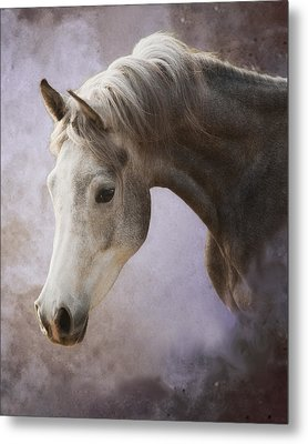 Young Prince Metal Print by Ron  McGinnis