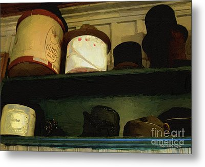 You're The Top Metal Print by RC DeWinter