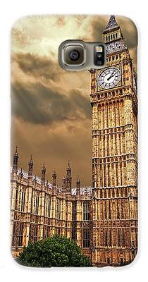 Tower Of London Galaxy S6 Cases